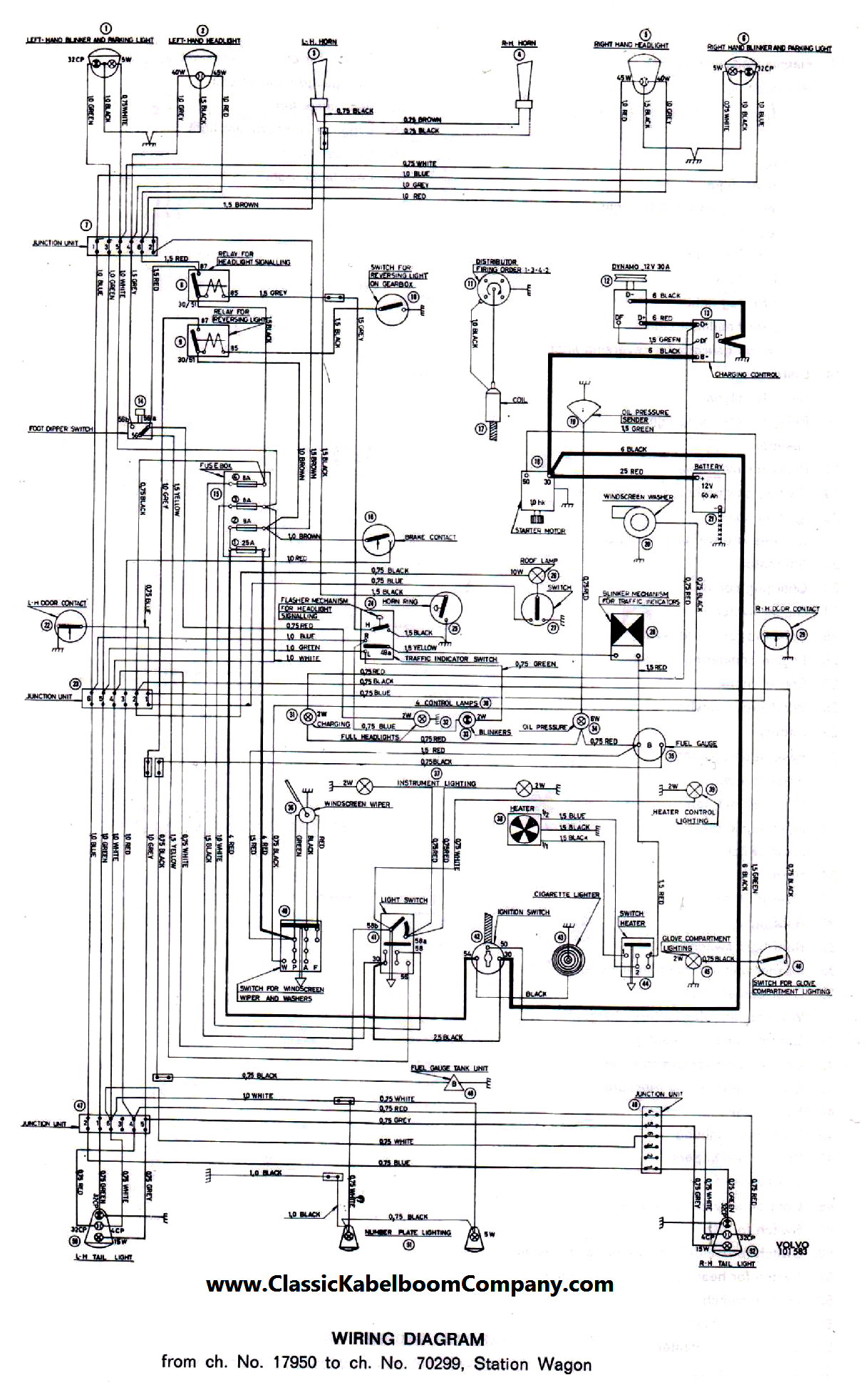 vol11?cdp=a classic kabelboom company elektrisch bedrading schema volvo volvo amazon wiring diagram at soozxer.org