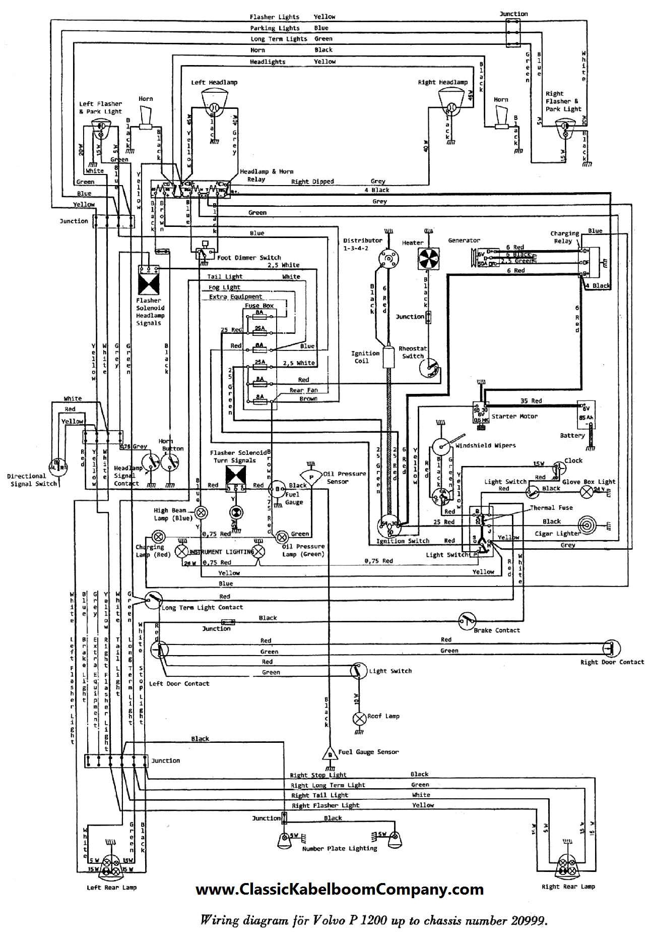 Amc Amx Wiring Diagram on 911 alternator wiring
